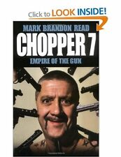 MARK BRANDON READ __ CHOPPER 7___ SHOPSOILED ___ FREEPOST UK