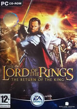 PC cd-rom The Lord of the Rings: The Return of the King