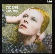DAVID BOWIE - Hunky Dory (LP) (VG-EX/G-)