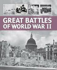 Military Pocket Guides - Great Battles of WW2, , New Book