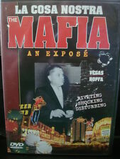 La Cosa Nostra: The Mafia - An Expose Vol. 3 (DVD, 1998) WORLD SHIP AVAIL!