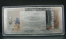 2012 London Olympic Games Silver bar Coin&90mmx40mm&80g **Free Shipping**