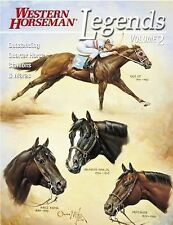 Legends 2: Outstanding Quarter Horse Stallions and Mares by Goodhue, Jim, Holme