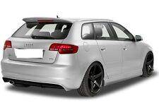 Sotto Paraurti posteriore/Estrattore Audi A3 3/5 porte 8PA S3-Look NO RS3 S-line