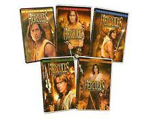 Hercules The Legendary Journeys TV Series Season 1-5 (1 2 3 4 5) NEW DVD SET