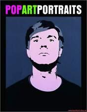 Fachbuch Pop Art Portraits, berühmte Porträts von Warhol Wesselmann Lichtenstein