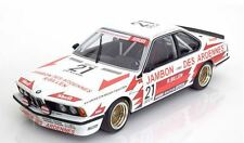 Minichamps BMW 635 CSi 24h Spa Brun Motorsport #21 Grohs/Brun/Boutsen 1:18*New!