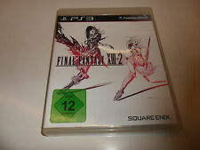 PLAYSTATION 3 PS 3 Final Fantasy XIII - 2