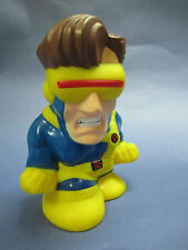 X-men Cyclops Coin Bank 5 inches Marvel Soft Vinyl Collection