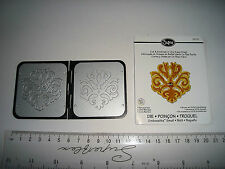 Sizzix Baroque Icon *cut & Emboss* die cutter **Craft Clear Out**