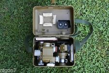 Soviet PAB-2A Aiming Circle Messkreis Richtkreis Scope Monocular Scherenfernrohr