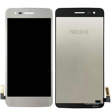 For LG M210 MS210 Aristo LV3 LG K8 2017 LCD Display Touch Screen Assembly Silver