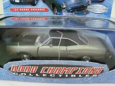 ROAD CHAMPIONS 1969 TRIBUTE  - DODGE SUPER BEE (PEWTER) - 1/43 DIECAST