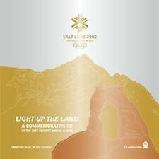 Light Up The Land: 2002 Olympic Winter Games Various Artists MUSIC CD