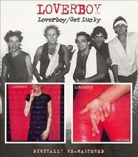 Loverboy/Get Lucky by Loverboy (CD, Jul-2006, Beat Goes On)