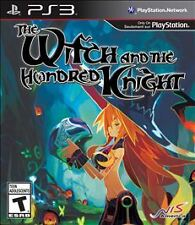 Witch and the Hundred Knight (Sony PlayStation 3, 2014) BRAND NEW SEALED
