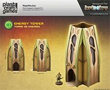 Plastic Craft Games: Energy Tower (28mm gaming terrain) INF014 New