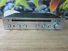 VINTAGE SANYO AMPLIFIER DCA-3510. PERFECT CONDITION. SERVICED. 65W X 2. AS NEW.