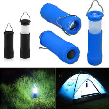 Adjustable LED Flashlight For Tent Hunting Climbing Cycling Camping Dimmer Lamp