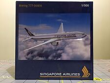 Herpa Wings 1:500 524858 Singapore Airlines B777-300ER