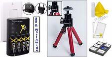 8-pcs Super Saving Value Kit For Kodak Easyshare Max Z990