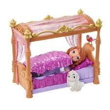 New Disney Sofia the First and Royal Bed Set