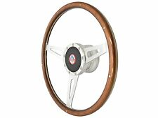 1964 - 1966 Ford Mustang Shelby Style Steering Wheel Kit w/ Cobra Emblem