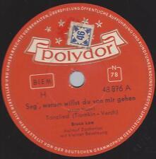 Bruce Low singt Tex Ritter auf Deutsch - High Noon : Sag warum willst du von