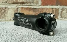"3T Forgie 1-1/8"" Threadless Stem 120mm Road TTT 26mm Clamp Black"
