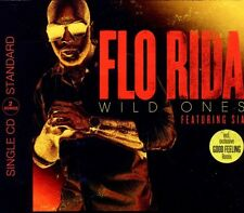 "FLO RIDA FEAT. SIA ""WILD ONES (2-TRACK)"" CD SINGLE NEW+"