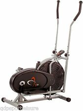 V-Fit Mistral AET1 Air Elliptical Trainer Cross TRAINER for fat loss and fitness