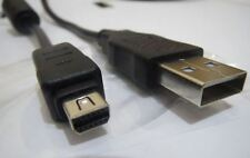 USB Data Sync Charger Cable  for OLYMPUS SZ-12/SZ-14/SZ-20