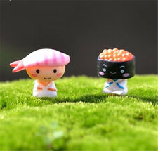 FD3541 Miniature Dollhouse Garden Craft Fairy Bonsai DIY Decor ~Sushi Baby~ 1PC☆