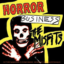 The Misfits - Horror Business Sticker , glenn danzig