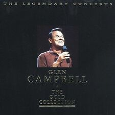 Campbell, Glen: Gold Collection  Audio CD