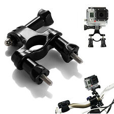 Bike Handlebar Seatpost Pole Mount Holder for GoPro Hero 4 3 3+ 2 1 Accessories