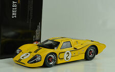 1967 Ford GT 40 MKIV 24H Le Mans #2  McLaren / Donohue 1:18 ShelbyCollectibles