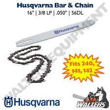 "Husqvarna Bar & Chain 16"" for 240, 141, 142 