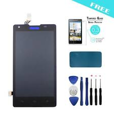 Full LCD Display+Touch Screen Digitizer assembly For Huawei Ascend G700 Black