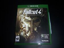 Replacement Case (NO GAME) FALLOUT 4 XBOX ONE 1 XB1 ORIGINAL