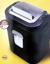 New Royal 16 Sheet  Paper Shredder Big 7.4 Gallon Heavy Duty Commercial Crosscut
