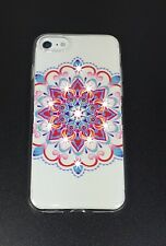Mandala Series Protective Encrusted Swarovski Crystals Case for Apple iPhone 7