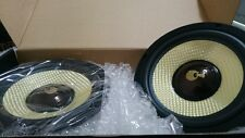 CRITICAL MASS 6.5'' PRO COMPONENT SET SPEAKERS BEST QUALITY USA AUDIOPHILE SOUND