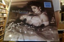 Madonna Like a Virgin LP sealed 180 gm vinyl RE reissue