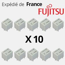 10 X RELAIS 51ND10-N, 51ND10-W1, 51ND10-WF, 51ND10W1, FBR51ND10W1 - RL02