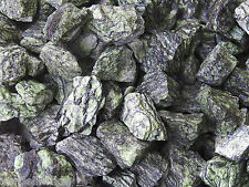 1/2 LB SERPENTINITE Bulk Rough Rock Stones COLORFUL 1100+ CARAT
