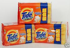 6 Tide Bars for Laundry Outstanding Cleaning Hand Wash 8 oz. each ´*♫♪(✿◠‿◠)♫♪*`