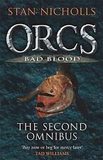 Orcs Bad Blood: The Second Omnibus, Nicholls, Stan, New