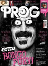 PROG 57, Frank Zappa,Jon Anderson,Tony Banks,Big Big Train,Tim Bowness SEALED