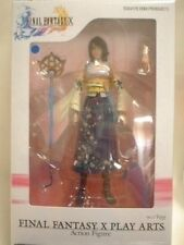Play Arts Final Fantasy X Yuna  Square Enix PVC Figure